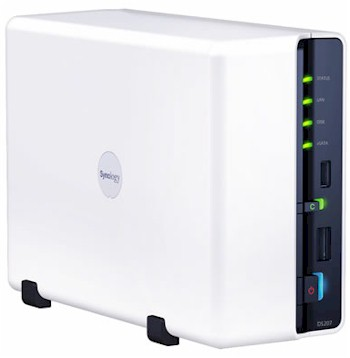 Synology DS207 Disk Station