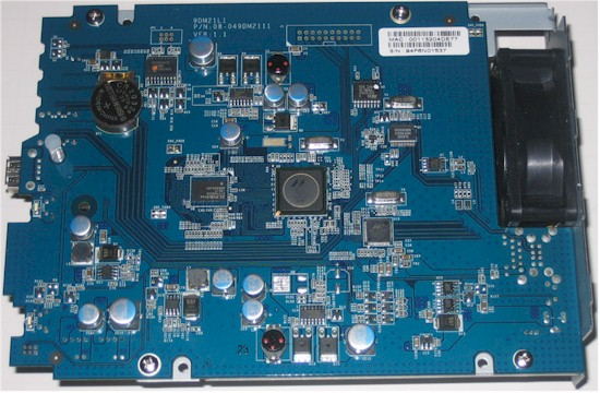Synology DS209 board