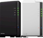 Synology DS218j & DS218play