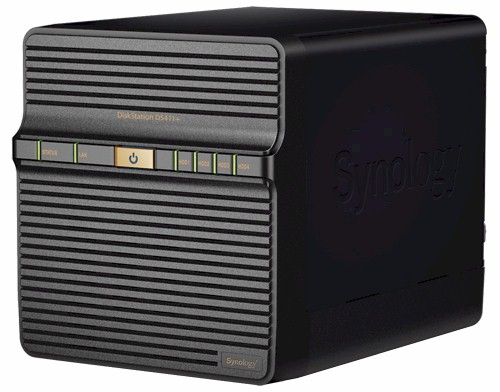 Synology DS411+ DiskStation