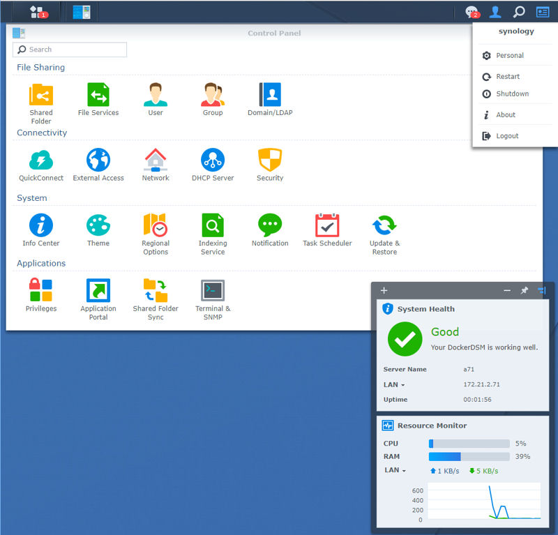 Synology DS418j DiskStation Reviewed - SmallNetBuilder - Results from #1
