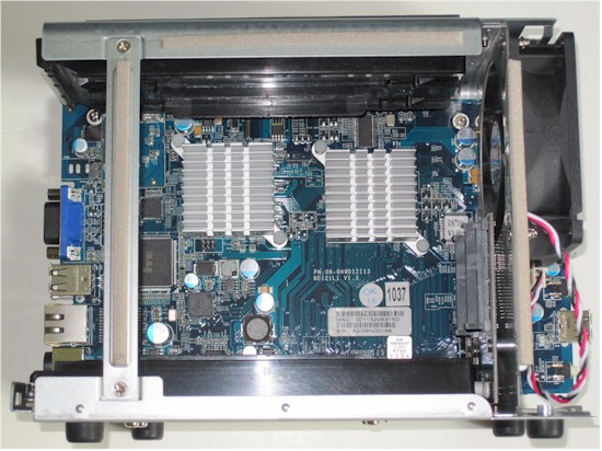 Synology DS710+ board