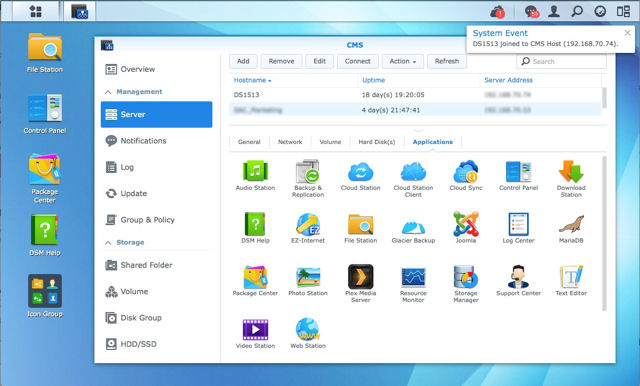 Synology DSM 5 0 Reviewed - SmallNetBuilder