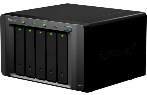 Synology DX510 Expansion Unit