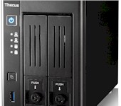Thecus N2810 NAS Reviewed - Click for review