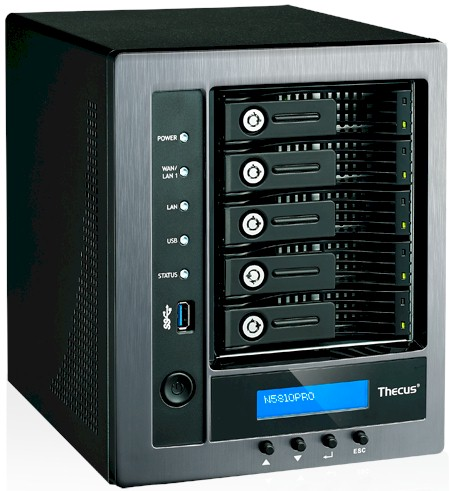 Linux NAS | SMB Tower