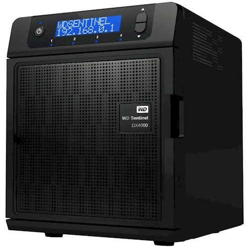 Sentinel DX4000 Small Office Storage Server