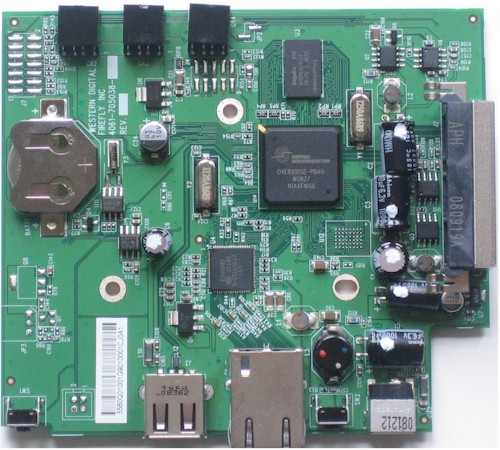 "WD MBW ""white bar"" board"