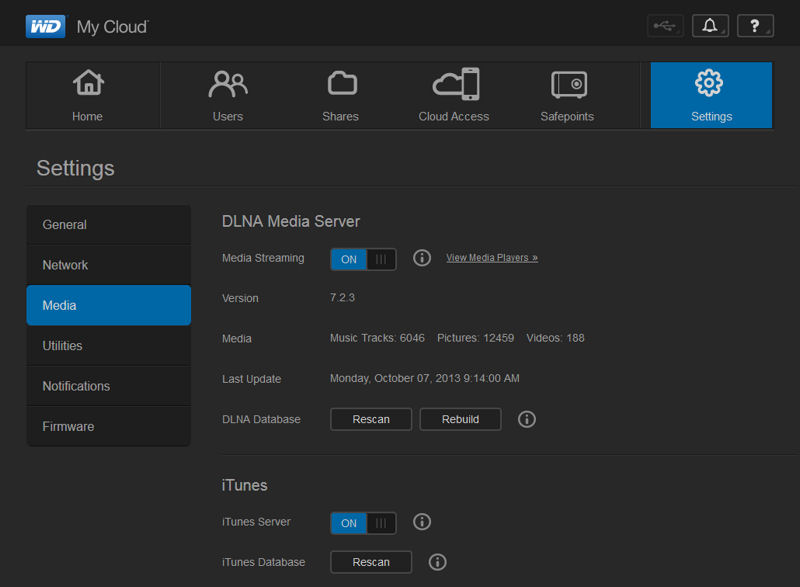 WD My Cloud Reviewed - SmallNetBuilder - Results from #2