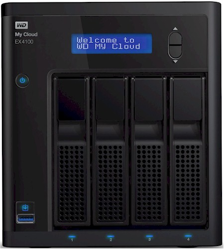 WD My Cloud EX4100 Reviewed - SmallNetBuilder