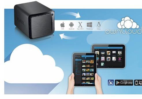 ZyXEL NAS540 4-Bay Personal Cloud Storage Reviewed - SmallNetBuilder