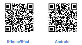 ZyXEL zCloud QR Code for iOS and Android