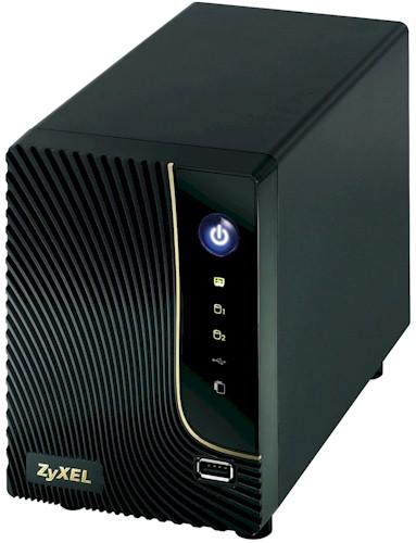 2-Bay Power Media Server