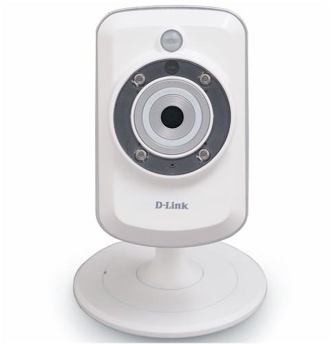 DCS-942L Enhanced Wireless N Day/Night Home Network Camera