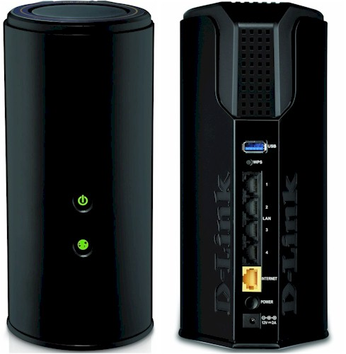 D-Link DIR-868L Wireless AC1750 Dual-Band Gigabit Cloud Router