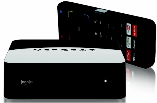 NETGEAR GTV100 NeoTV PRIME with Google TV