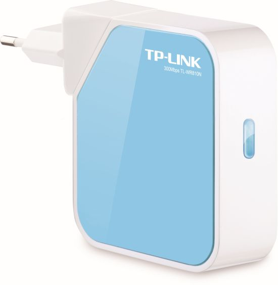 TP-LINK TL-WR810N 300Mbps Wireless N Mini Pocket Router
