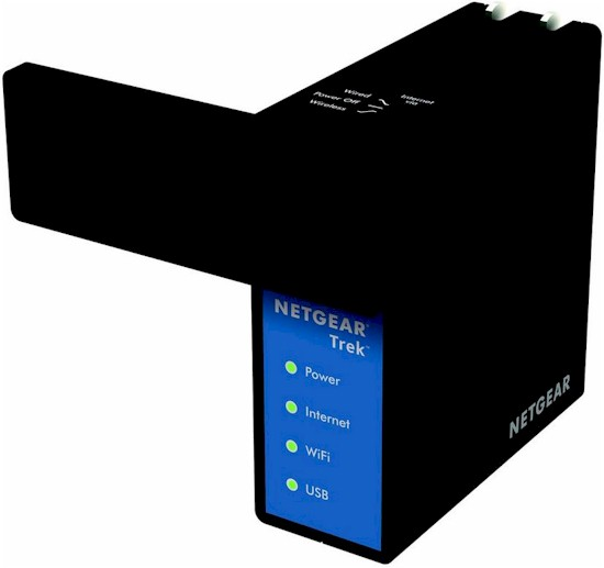 NETGEAR PR2000 Trek N300 Travel Router and Range Extender