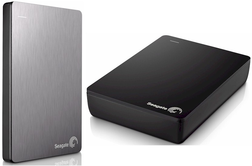 Seagate Backup Plus Slim and Fast