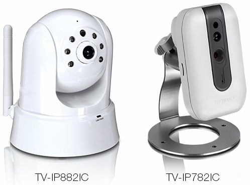 TRENDnet AC Cloud IP Cameras
