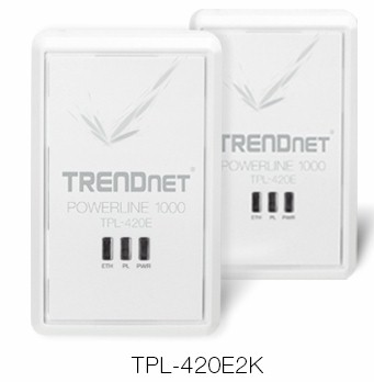 TRENDnet Powerline 1000 Kit