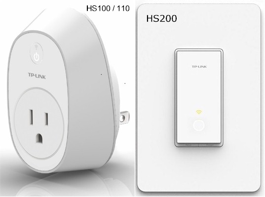 TP-LINK Smart Home family