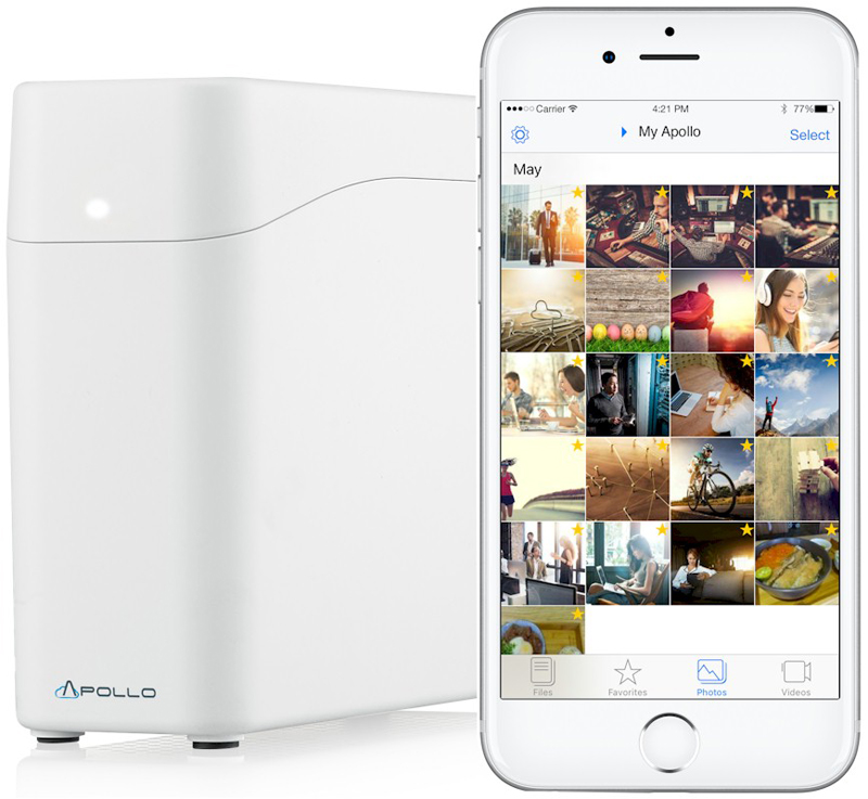 Promise Apollo Personal Cloud Storage