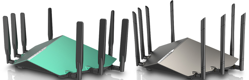 D-Link AX6000 Ultra Wi-Fi Router (DIR-X6060) and AX11000 Ultra Wi-Fi Router (DIR-X9000)