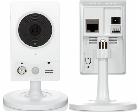 D-Link Cloud Camera 2200 (DCS-2132L)