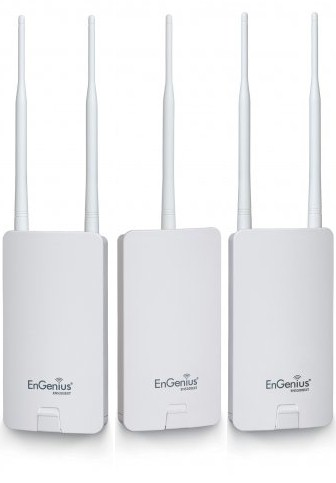 EnGenius ENS202EXT, ENS200EXT, ENS500EXT Outdoor AP/Bridges