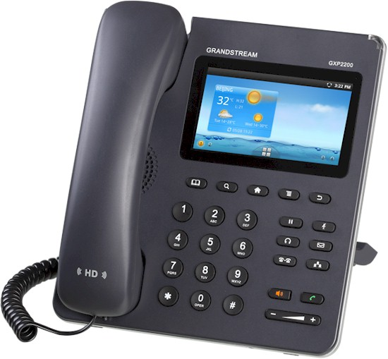 GXP2200 Enterprise Application Phone for Android