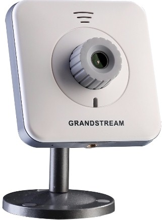 Grandstream GXV3615WP_HD cube high definition IP camera