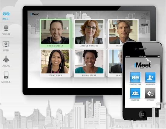 iMeet Updates Its Cloud Videoconference Service - SmallNetBuilder