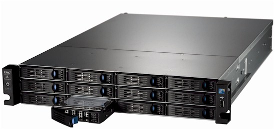 Iomega StorCenter ix12-300r Network Storage array