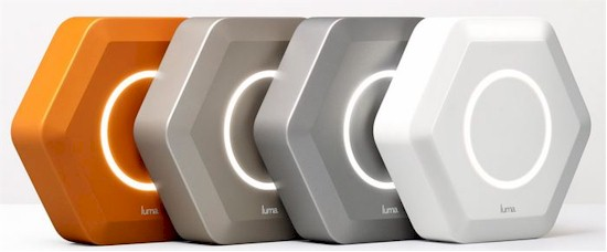 Luma mesh wireless routers