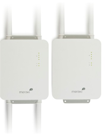 Meraki MR66 and MR62 cloud managed APs