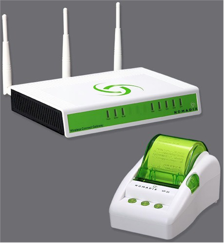 Nomadix Wireless Connect Gateway