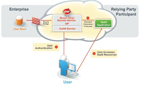 Novell Cloud Security Service
