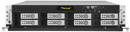 Thecus N8900PRO front