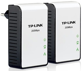 TP-LINK TL-PA211KIT AV200 Mini Powerline Starter Kit