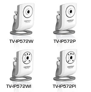 TRENDnet HD IP cameras