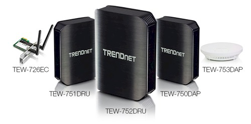 TRENDnet N600 products