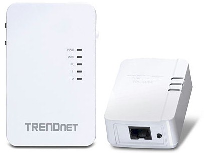 TRENDnet TPL-410APK Powerline 500 Wireless Kit