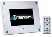 Trendnet intros combination netcam / photo frame