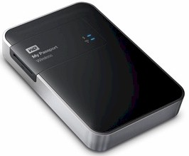 WD My Passport Wireless Drive