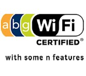 Single Stream N Wi-Fi Certification Logo