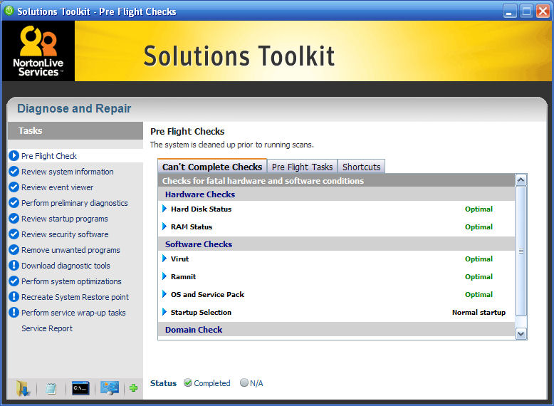 Solutions Toolkit
