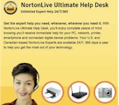 NortonLive Ultimate Help Desk