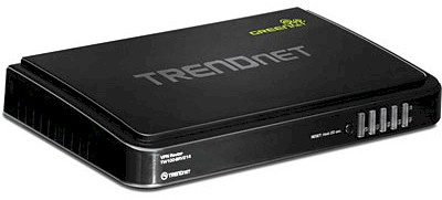 4-Port VPN Router