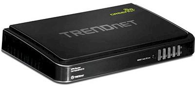 4-Port VPN Router